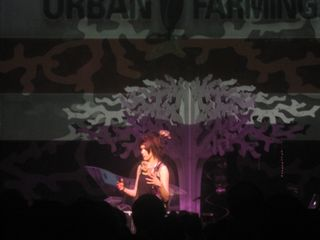 Imogen Heap discusses Urban Farming in Detroit
