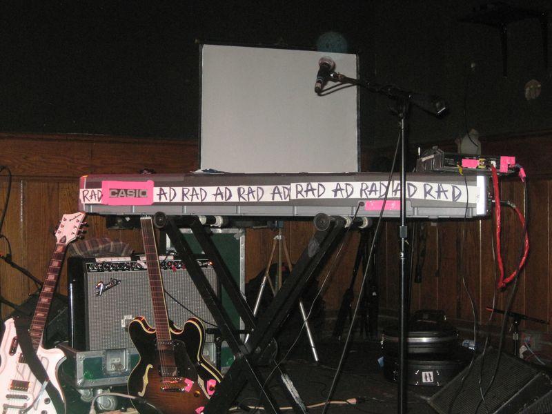 The AdRad keyboard