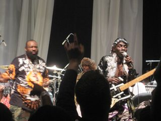 George Clinton & P-Funk - Royal Oak Music Theatre 2-10-11