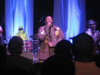 George Clinton & Parliament-Funkadelic - Royal Oak Music Theatre 2-10-11