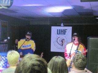 Dale Earnhardt Jr. Jr. at UHF Royal Oak, Michigan