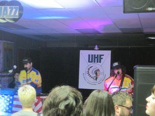 Dale Earnhardt Jr. Jr. 4/16/11 UHF Royal Oak, Michigan