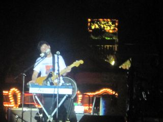 Josh Epstein - Dale Earnhardt Jr. Jr. at Arts Beats & Eats 2011