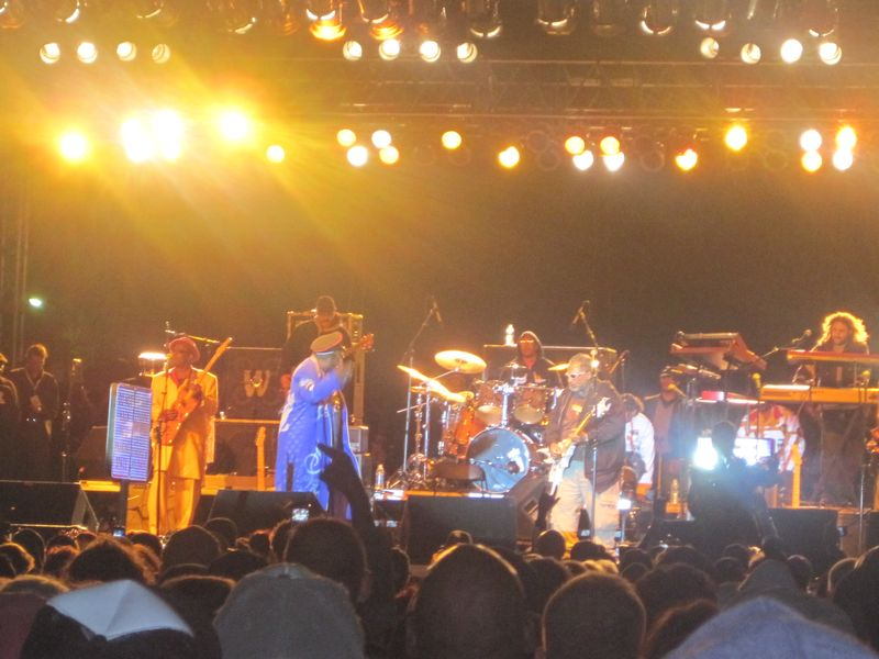 George Clinton & Parliament-Funkadelic at Arts Beats & Eats 2011