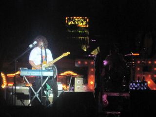 Daniel Zott - Dale Earnhardt Jr. Jr. at Arts Beats & Eats 2011