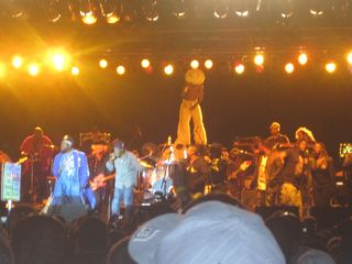 Sir Nose with George Clinton & P-Funk at Arts Beats & Eats 2011