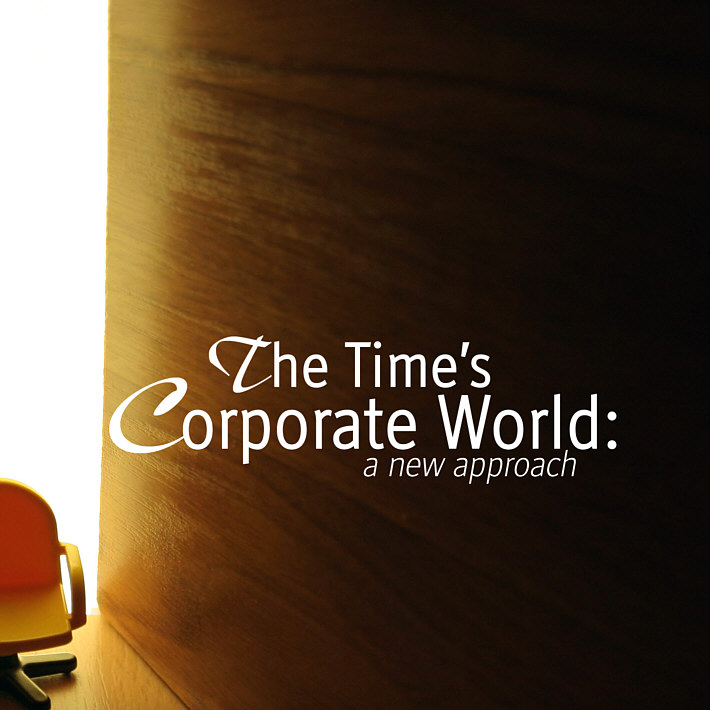 The Time - Corporate World