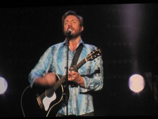 045 Simon Le Bon of Duran Duran performing Leave A Light On in Windsor, Ontario 10-22-11
