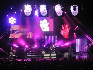 058 Duran Duran Rio encore at Caesar's Windsor 10-22-11