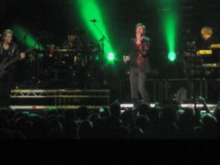 017 - The Original Four members of Duran Duran at Caesar's Windsor 10-22-11
