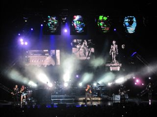 030 Duran Duran perform Blame The Machines in Windsor, Ontario 10-22-11