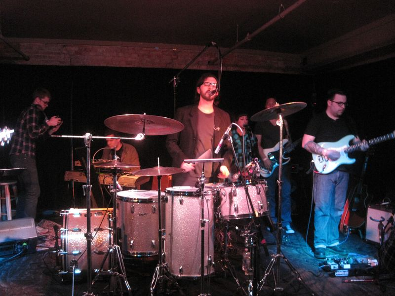 Brae - Pike Room, Pontiac, Michigan 1-27-12