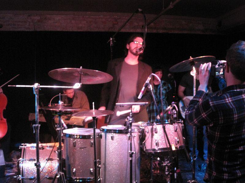 600 - Brandon Husken at the Brae CD Release Show - Pike Room, Pontiac, MI 1-27-12