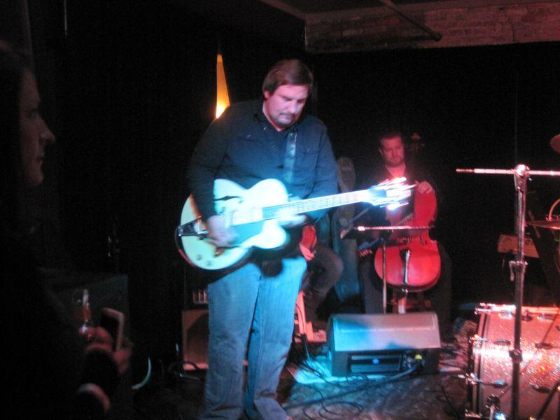 598 - Jon Sheard on guitar for Brae 1-27-12
