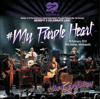 The Revolution - MyPurpleHeart