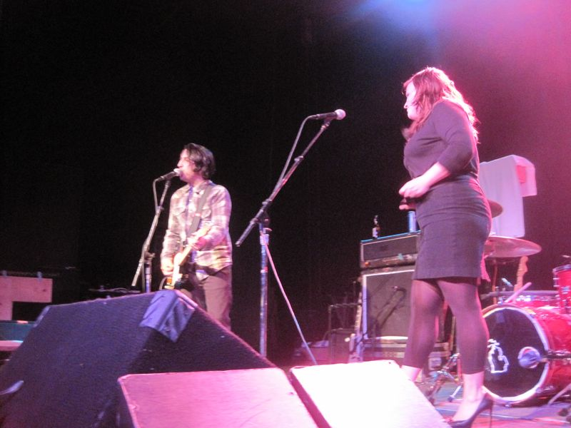 162 - The Hard Lessons at the Majestic Theatre, Detroit 4-21-12
