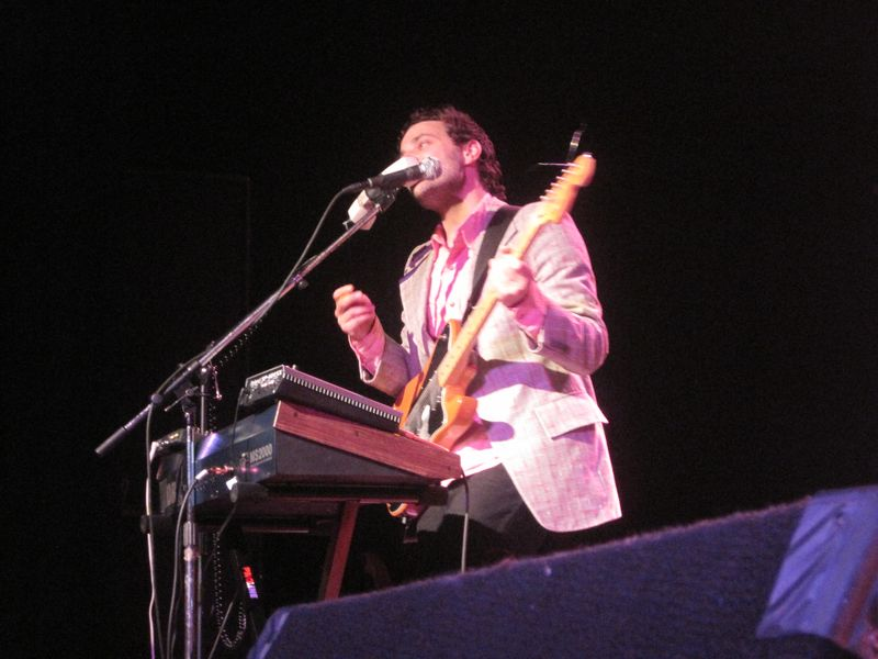 187 - Josh Epstein of Dale Earnhardt Jr. Jr. in Detroit 4-21-12