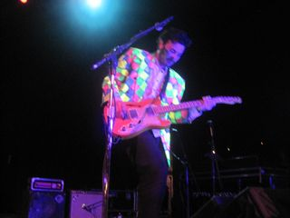 207 - Josh Epstein of Dale Earnhardt Jr. Jr. performs I Wanna Dance With Somebody (Who Loves Me)