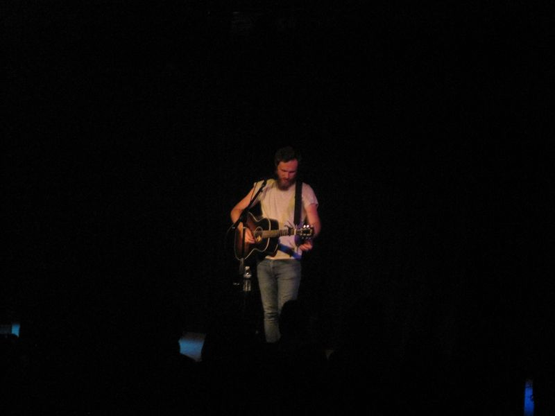 075 - James Vincent McMorrow at The Ark, Ann Arbor, Michigan 7-11-12