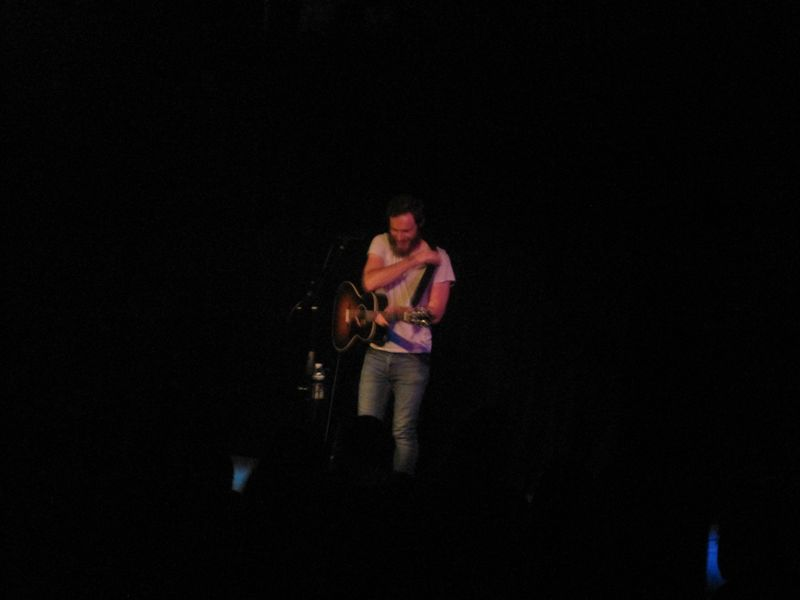 074 - James Vincent McMorrow at The Ark, Ann Arbor, Michigan 7-11-12