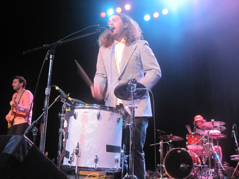 194 - Dale Earnhardt Jr. Jr. at the Majestic Theatre in Detroit 4-21-12 Record Store Day