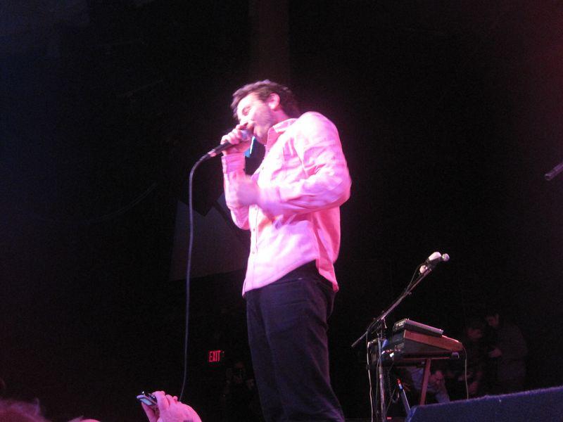 189 - Josh Epstein of Dale Earnhardt Jr. Jr. sings It's A Corporate World 4-21-12