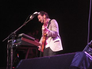 185 - Josh Epstein of Dale Earnhardt Jr. Jr. at the Majestic Theatre, Detroit 4-21-12