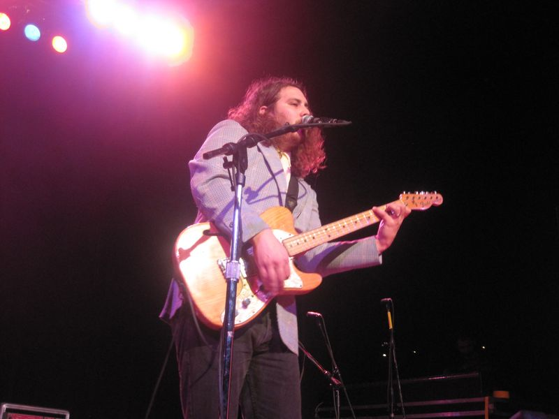 188 - Daniel Zott of Dale Earnhardt Jr. Jr. at the Majestic Theatre, Detroit 4-21-12