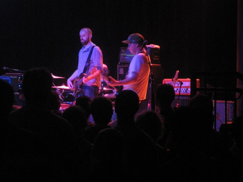050 - Mogwai encore at the Crofoot Ballroom, Pontiac, MI 6-19-12