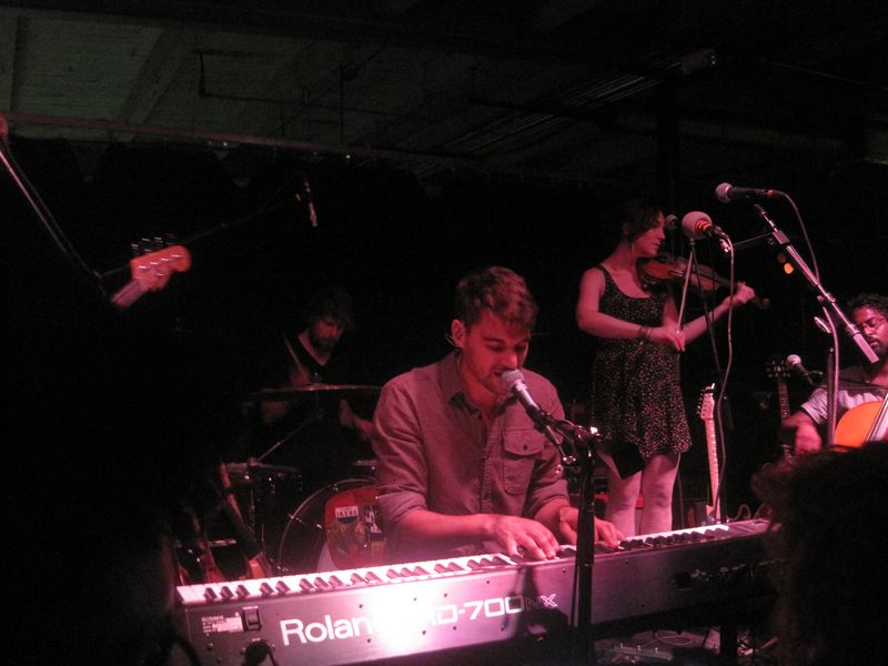 019 - Hey Rosetta! encore at the Magic Stick Lounge, Detroit, Michigan 6-22-12