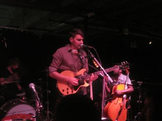 009 - Hey Rosetta! at the Magic Stick Lounge, Detroit, Michigan 6-22-12