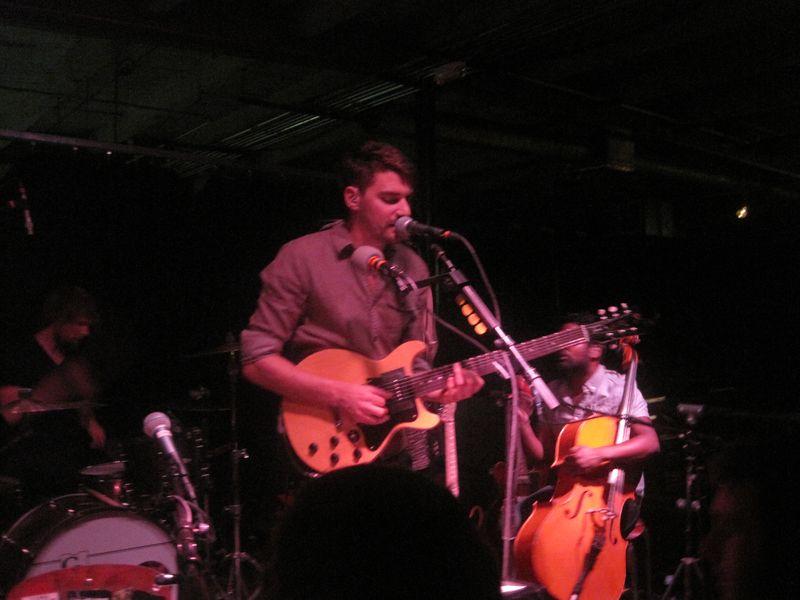 009 - Hey Rosetta! at the Magic Stick Lounge, Detroit, Michigan 6-22-12