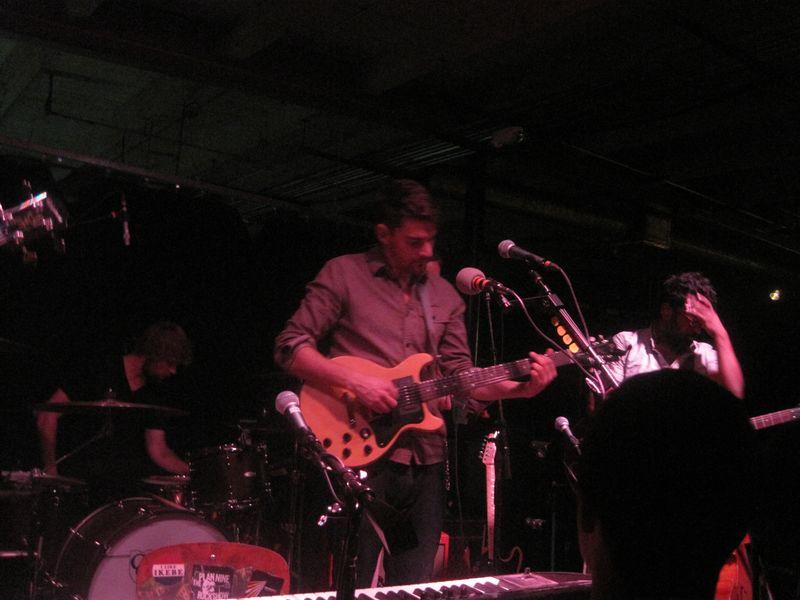 011 - Hey Rosetta! in Detroit, Michigan 6-22-12