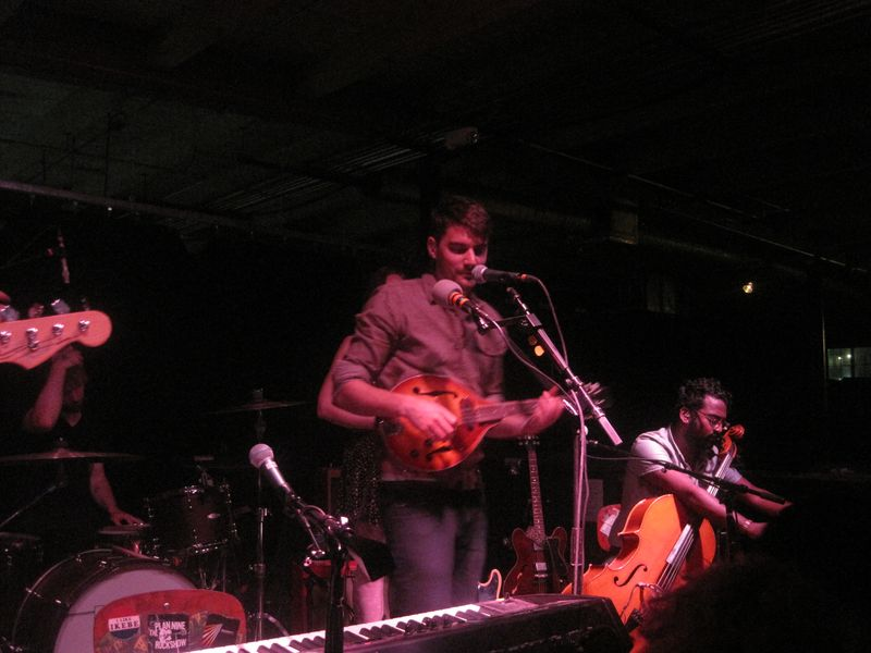 017 - Hey Rosetta! performs Seeds at the Magic Stick Lounge, Detroit, Michigan 6-22-12