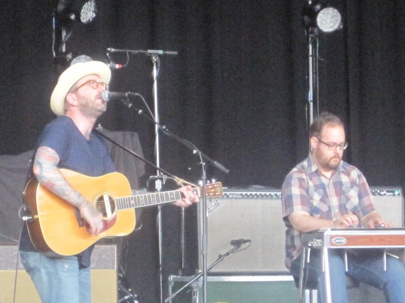 016 - Dallas Green & Aaron Goldstein of City And Colour