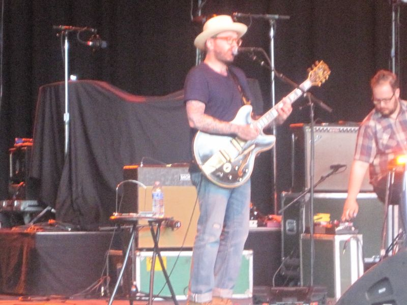 019 - Dallas Green, City And Colour at Meadow Brook Music Festival, 7-4-12