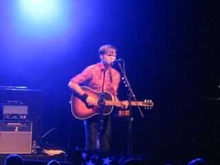 067 - Ben Gibbard performs I Will Follow You Into The Dark 7-4-12, Rochester Hills, MI