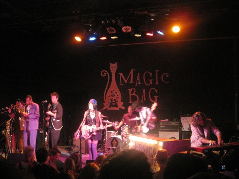 014 - Jessica Hernandez and The Deltas 7-20-12 at The Magic Bag in Ferndale