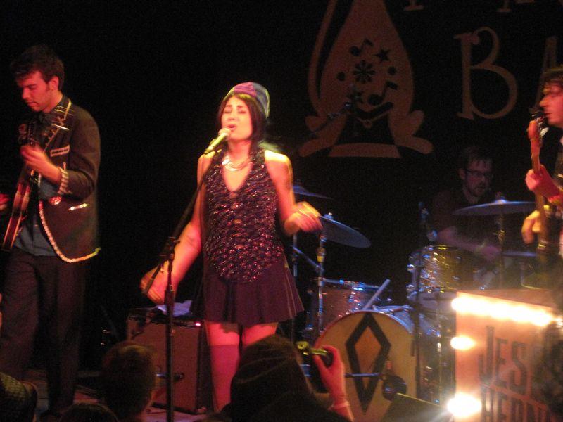 022 - Jessica Hernandez at The Magic Bag in Ferndale 7-20-12