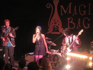 024 - Jessica Hernandez and The Deltas at The Magic Bag