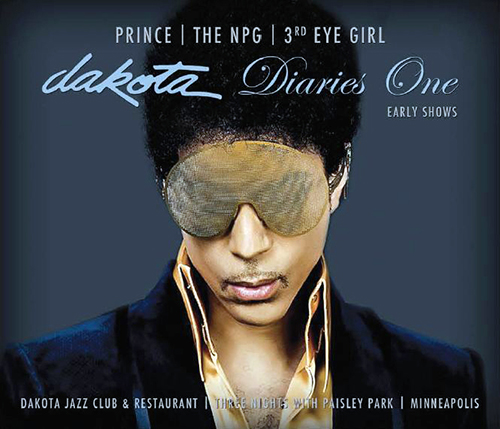 Prince - Dakota Diaries One