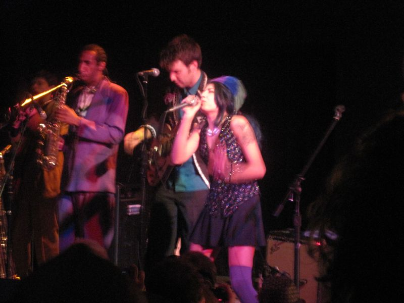 008 - Jessica Hernandez and The Deltas at The Magic Bag in Ferndale, MI