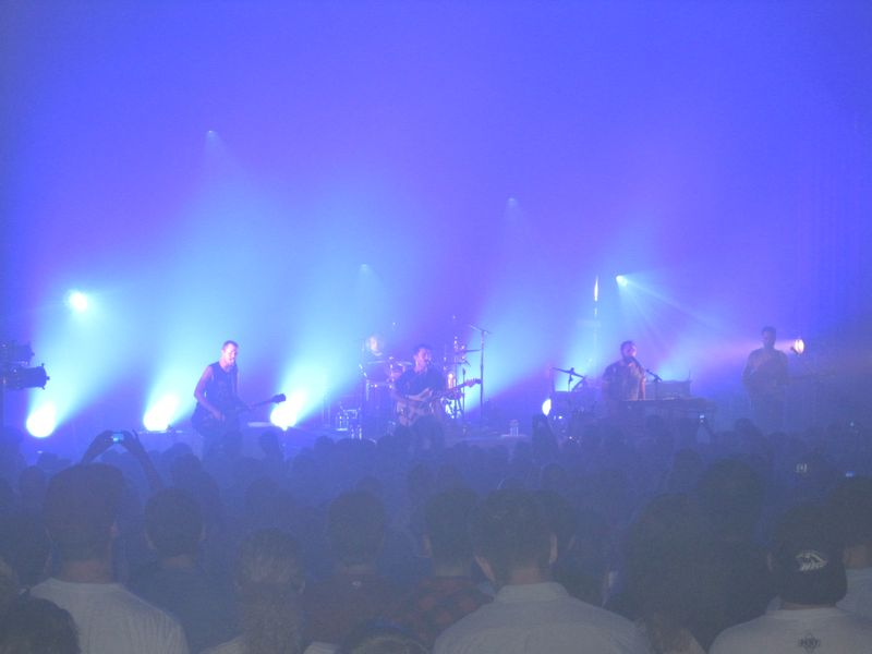 Local Natives - Royal Oak Music Theatre 9/20/13