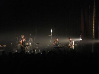 Local Natives in Royal Oak, Michigan 9/20/13