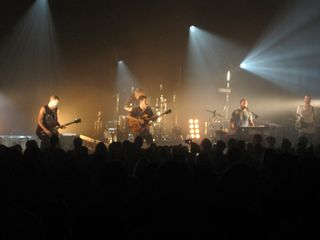 Local Natives at Royal Oak Music Theatre, 9/20/13