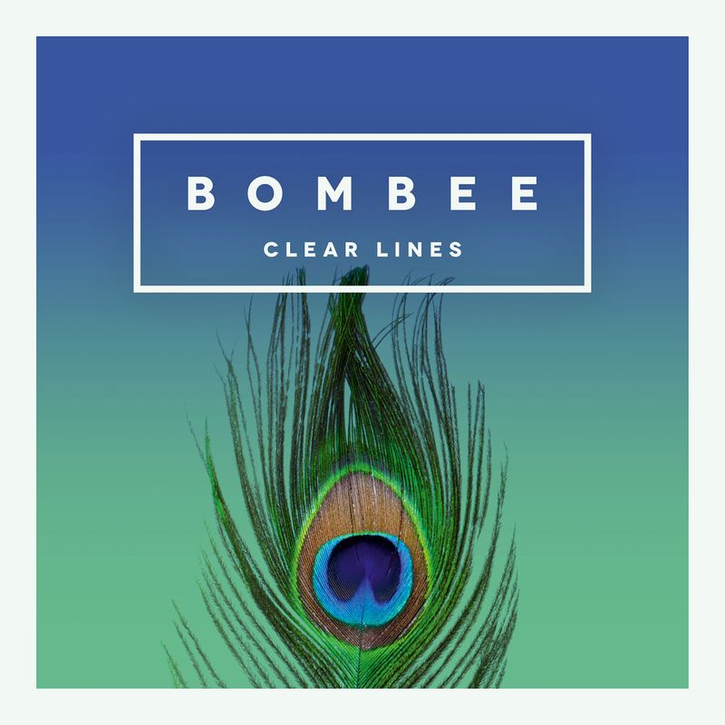 Bombee - Clear Lines - Single Cover - 2015