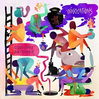 JR JR - Invocations-Conversations